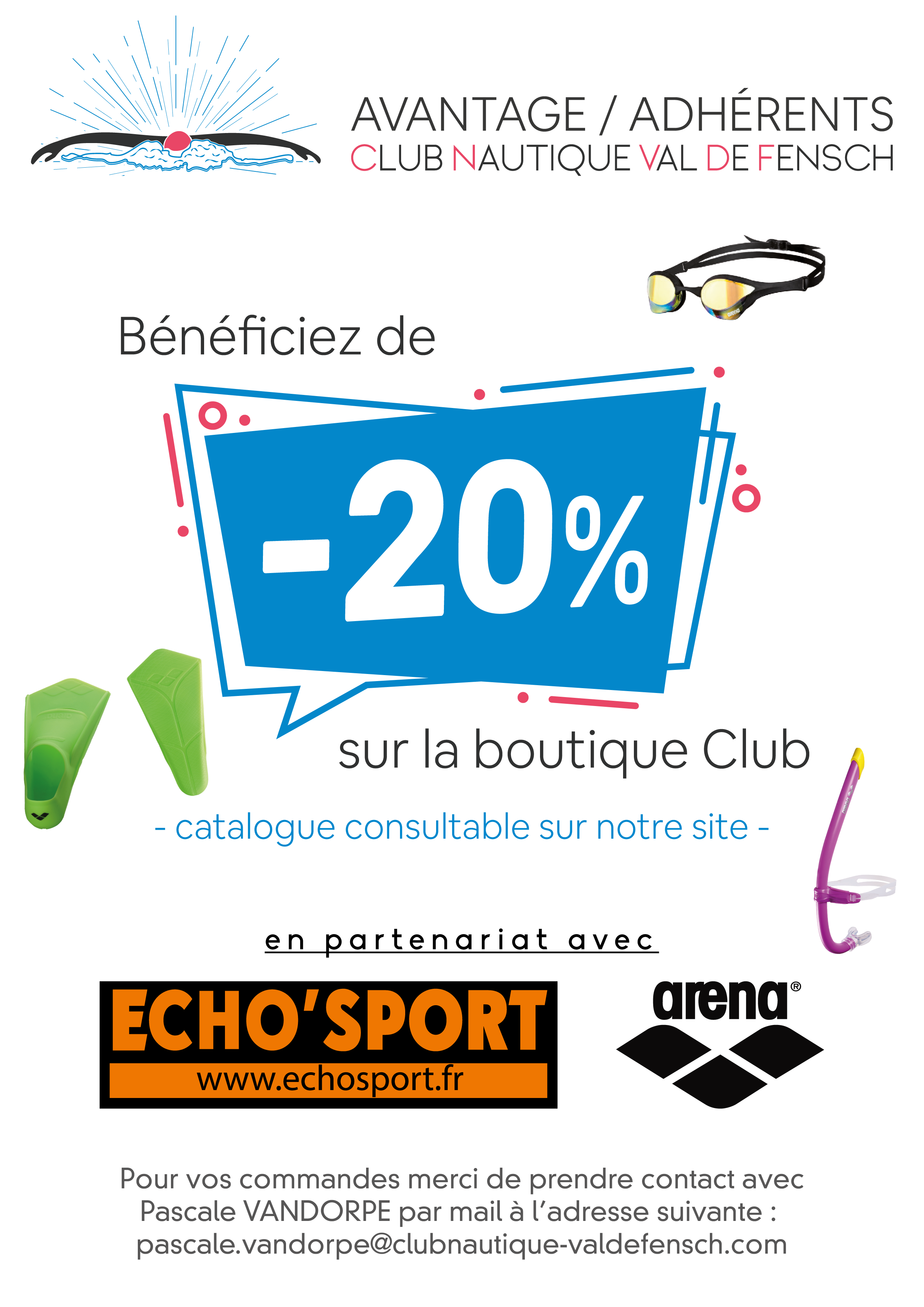 CNVDF boutique club ENF2